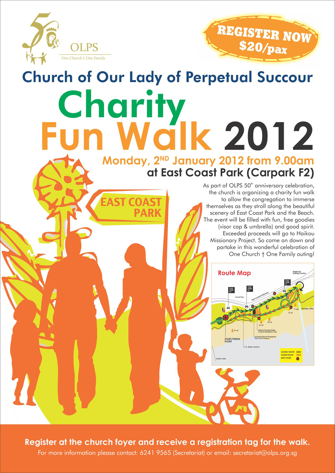 fundraiser walks